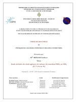 Affiche du Master francophone en Administration et Gestion