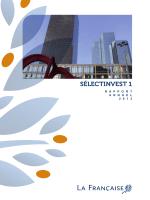 Rapport annuel - CD Partenaires