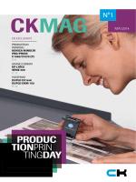 Mai 2014 - Groupe CK