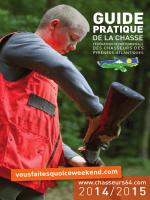 guide pratique de la chasse - Fédération Départementale des