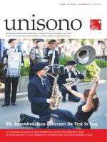 Die Jugendmusiken genossen ihr Fest in Zug