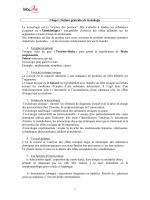 1 Chap.1: Notions générales de toxicologie La toxicologie