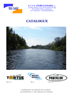CATALOGUE - Tortue Peche Canada