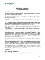 REGLEMENT DU JEU-CONCOURS