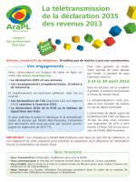 Modalités - AraPL Midi