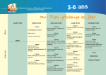 planning vac printemps 2014 3-6