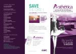 Télécharger le programme - Aesthetica Biarritz 2015
