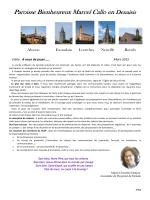 mars 2015 - Diocèse de Cambrai