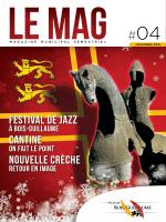 Le Mag Decembre 2015 (version non accessible