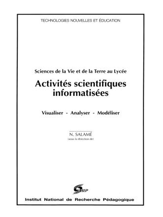 Activités scientifiques informatisées