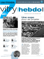 Une expo pour se projeter 501 - Mairie de Vitry-sur