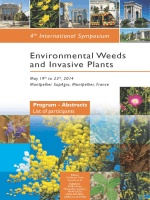 Click here to see them, 4.7 Mb - European Weed Research Society