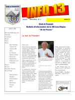 N° 1 - 2014 - Site 41 Région 13
