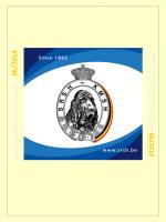 N O U V ELLES O FFICIELLES – 06/2014 - Ring Belge