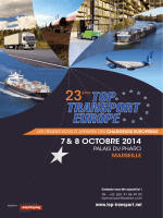 La brochure - Top Transport Europe