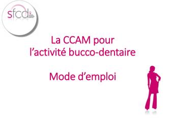 CCAM - SFCD