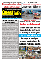 Jeudi 13 Novembre 2014 - Ouest-info