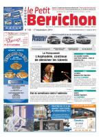 Téléchargez Le Petit Berrichon n° 103 au format PDF