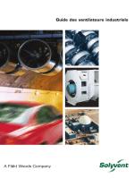 Guide des ventilateurs industriels A Fläkt Woods Company