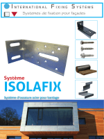 Télécharger le fascicule Isolafix