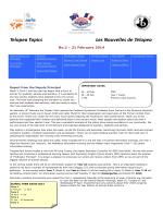 Telopea Topics No2 - Telopea Park School