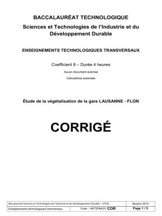 Ce document en PDF - Lycée polyvalent de Taaone / STI2D