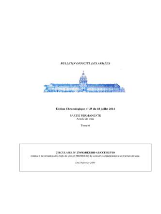 Consulter (PDF, 1002 ko) - Circulaires