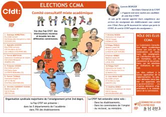 CCMA - FEP CFDT Pays de la Loire