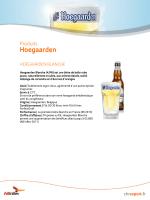 Hoegaarden - chr