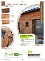 Fiche Technique Bardage Red Cedar (PDF)