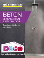 Béton - Résinence