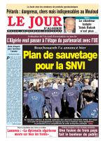 Plan de sauvetage pour la SNVI