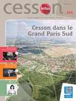 Télécharger le journal municipal n°226