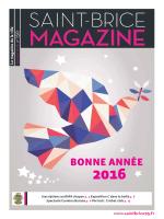Janvier 2016 (pdf - 5,05 Mo) - Saint-Brice-sous