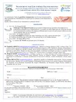 FICHE D`INSCRIPTION en pdf
