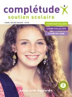 Brochure Complétude Paris/IdF 2016