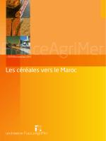 Les céréales vers le Maroc