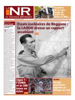 Mise en page 1 - La Nouvelle République