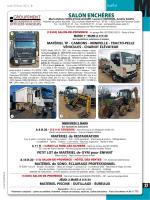camions - minipelle - Le Moniteur des Ventes