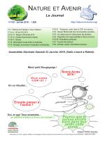 jna105 - Nature & Avenir