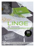 le catalogue - Amicale CHU de Dijon