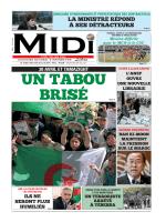 un tabou brisé - Le Midi Libre
