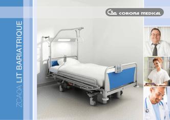Corona Medical - Lit Bariatrique - ZCA0A