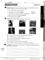 Lecon 4 Clef corrections Partie 1
