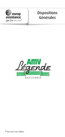 AMV Légende Assistance