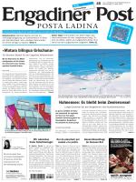 Engadiner Post Nr. 045 vom 17. April 2014
