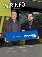 Le magazine pour participants WIR