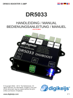 dr5033 booster 3 amp