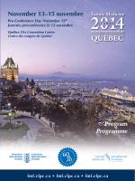 Programme (PDF)