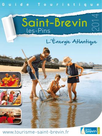 Brochure touristique Saint-Brevin 2014